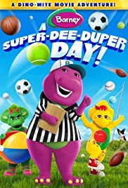 Barney: A Super-Dee-Duper Day Poster
