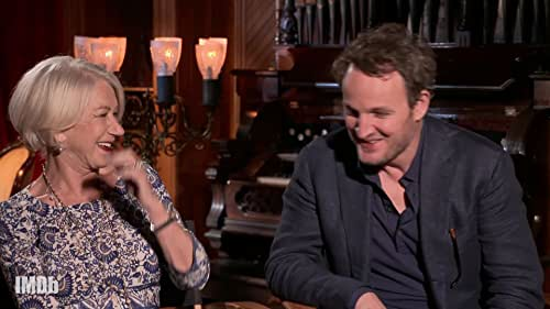 Scary Movie Memories With Helen Mirren and Jason Clarke