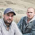 Daniel DiMarco and Jack Kesy in Juggernaut (2017)