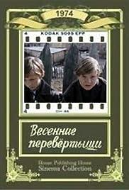 Vesenniye perevyortyshi Poster