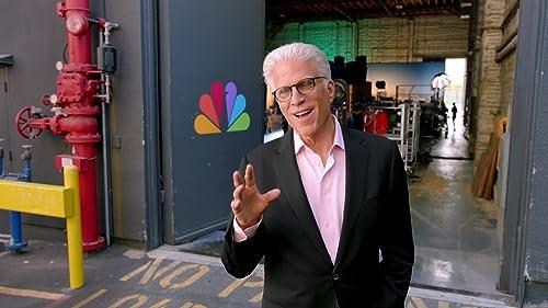 NBC Comedy Starts Here