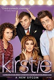 Kirstie Alley, Rhea Perlman, Michael Richards, and Eric Petersen in Kirstie (2013)