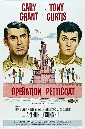 Operation Petticoat (1959) online sa prevodom