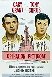 Operation Petticoat Poster