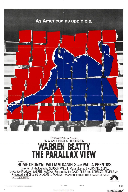 The Parallax View (1974) - IMDb