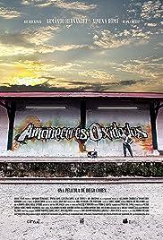 Amaneceres oxidados Poster