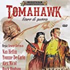 Yvonne De Carlo and Van Heflin in Tomahawk (1951)