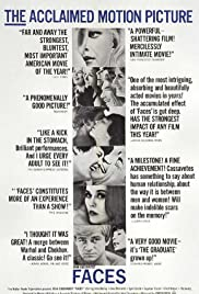 Faces (1968) Poster - Movie Forum, Cast, Reviews