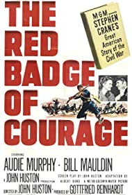 The Red Badge of Courage (1951) Poster - Movie Forum, Cast, Reviews