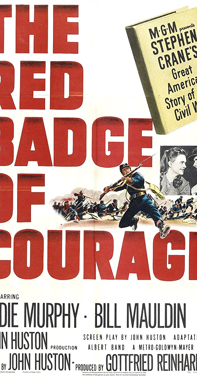 The Red Badge Of Courage 1951 Imdb