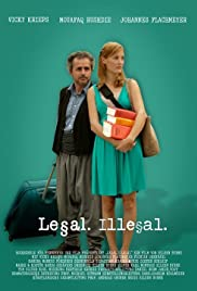 Legal.Illegal Poster