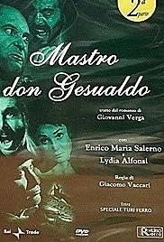 Mastro Don Gesualdo Poster - TV Show Forum, Cast, Reviews