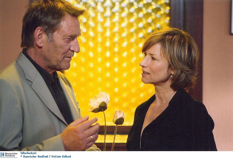 Matthias Habich and Corinna Harfouch in Silberhochzeit (2006)