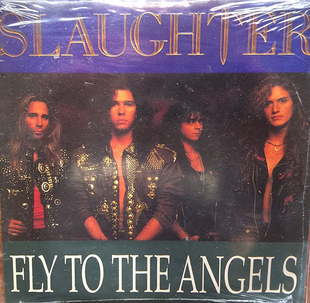 Fly to the Angels