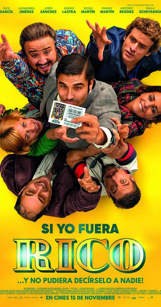 Si Yo Fuera Rico (2020) [BluRay RIP][AC3 5.1 Castellano][www.PCTRELOAD.COM]