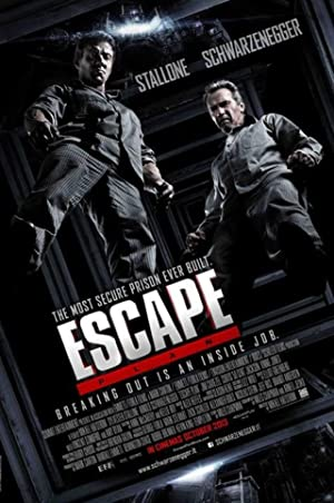Escape Plan film Poster