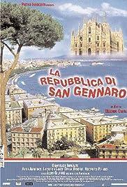 La repubblica di San Gennaro Poster