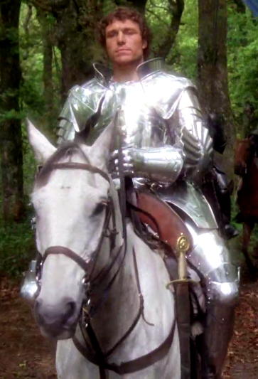 Nicholas Clay in Excalibur (1981)