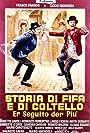 Storia di fifa e di coltello - Er seguito d'er più (1972)