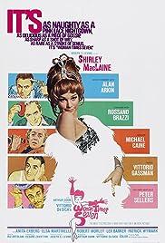 Woman Times Seven(1967) Poster - Movie Forum, Cast, Reviews