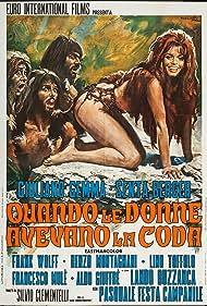 Quando le donne avevano la coda (1970) Poster - Movie Forum, Cast, Reviews