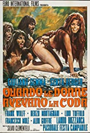 When Women Had Tails(1970) Poster - Movie Forum, Cast, Reviews