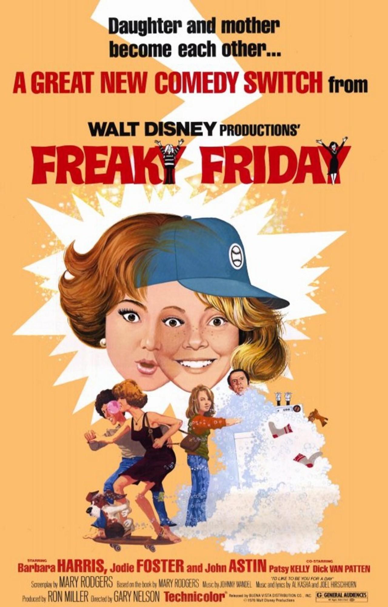 Freaky Friday (1976) - IMDb