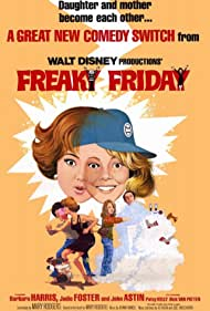 Jodie Foster, John Astin, and Barbara Harris in Freaky Friday (1976)