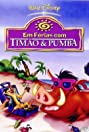 On Holiday with Timon & Pumbaa (1997) Poster