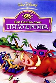 Primary photo for On Holiday with Timon & Pumbaa