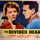 Cornell Borchers and Armin Dahlen in The Divided Heart (1954)