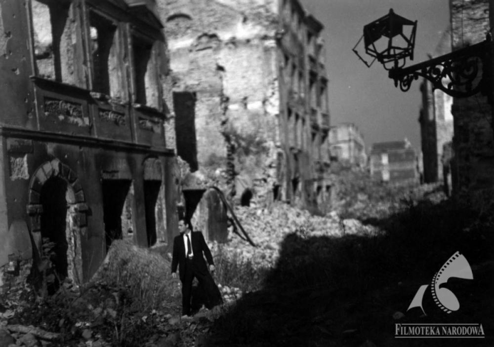 Jerzy Duszynski in Skarb (1949)