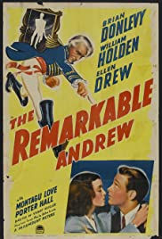 The Remarkable Andrew (1942) Poster - Movie Forum, Cast, Reviews