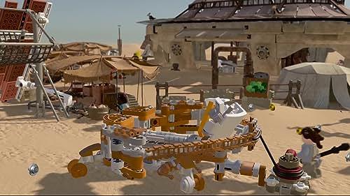Lego Star Wars: The Force Awakens: Gameplay Trailer