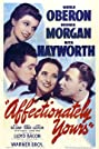 Affectionately Yours (1941) Poster