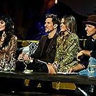 Jason Mraz, Kesha, Joelle Fletcher, and Jordan Rodgers in The Bachelor Presents: Listen to Your Heart (2020)