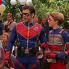Cooper Barnes and Jace Norman in Henry Danger (2014)