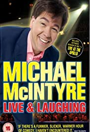 Michael McIntyre: Live & Laughing Poster