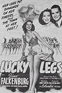 New movie comedy download Lucky Legs by none [640x960]