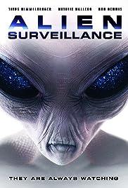 Alien Surveillance Poster
