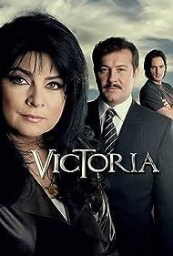 Mauricio Ochmann, Arturo Peniche, and Victoria Ruffo in Victoria (2007)