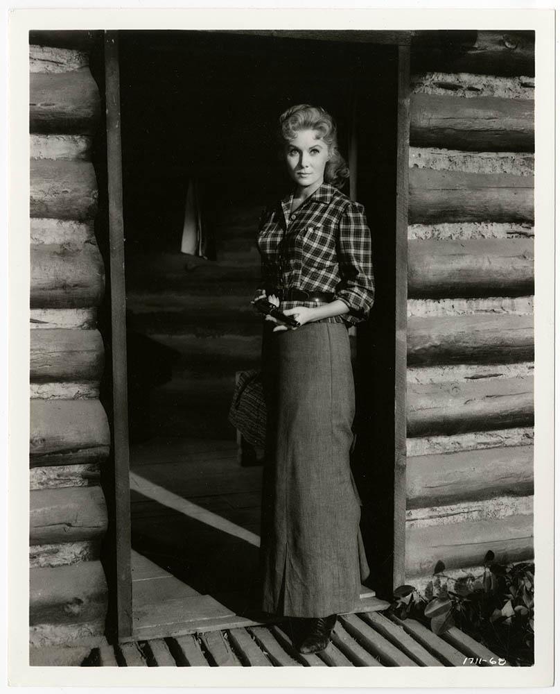 Rhonda Fleming in Gun Glory (1957)