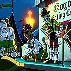 Matthew Lillard and Frank Welker in Scooby-Doo! Frankencreepy (2014)