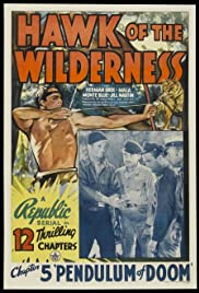 Hawk of the Wilderness Poster