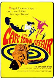 The Cape Town Affair Poster