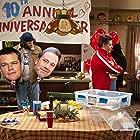 Annie Murphy, Eric Petersen, and Alex Bonifer in Kevin Can F**k Himself (2021)