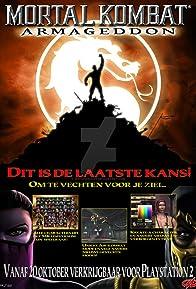 Primary photo for Mortal Kombat: Armageddon
