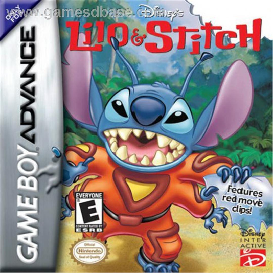 Lilo Stitch Video Game 2002 Imdb