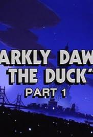 Darkly Dawns the Duck: Part 1 Poster