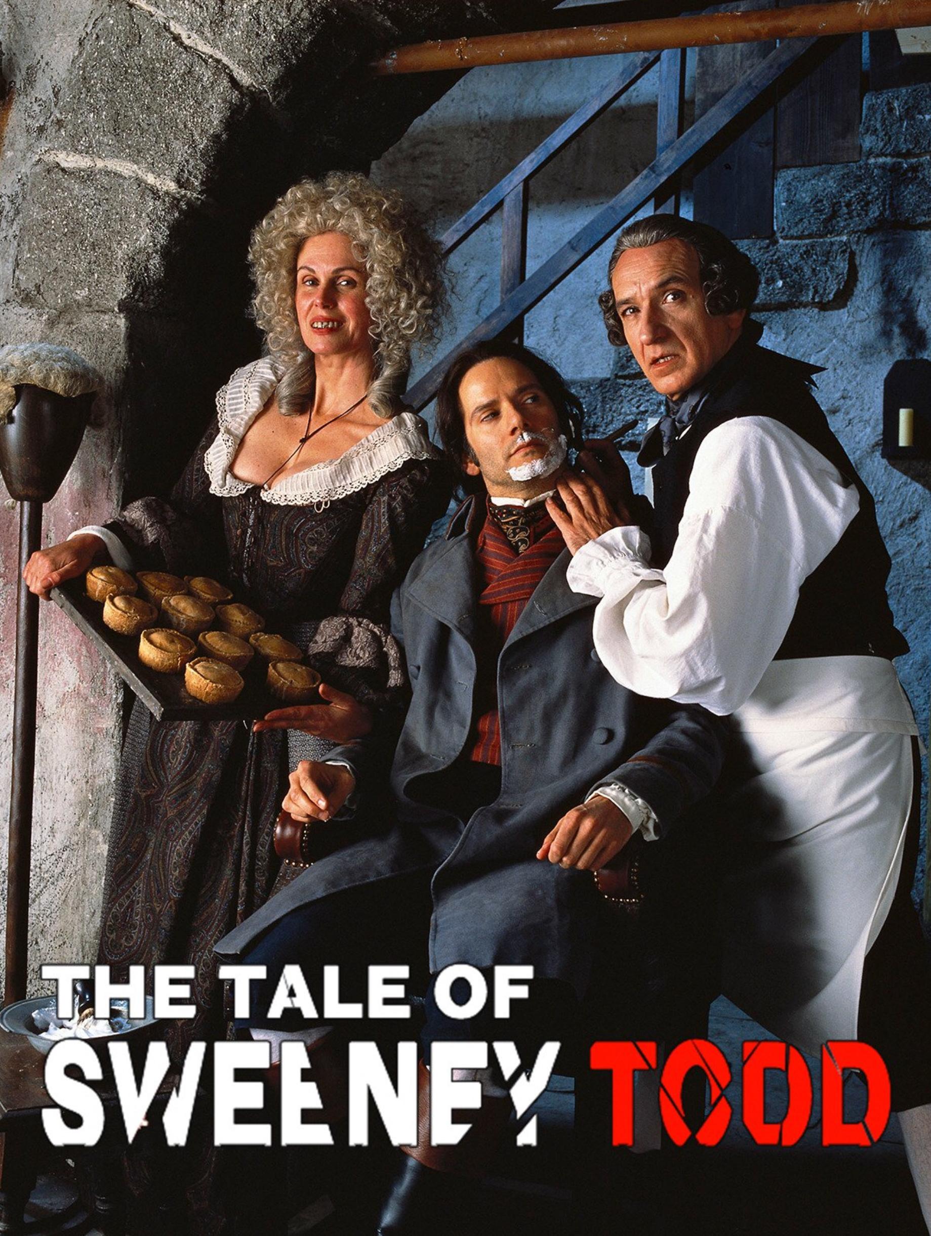 The Tale Of Sweeney Todd Tv Movie 1997 Imdb